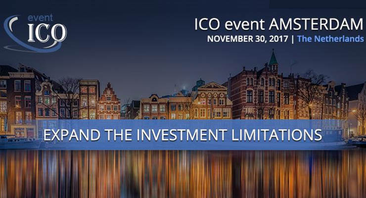 ICO Event Amsterdam